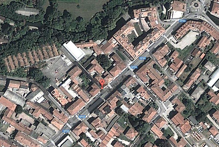 Teatro Duse mappa