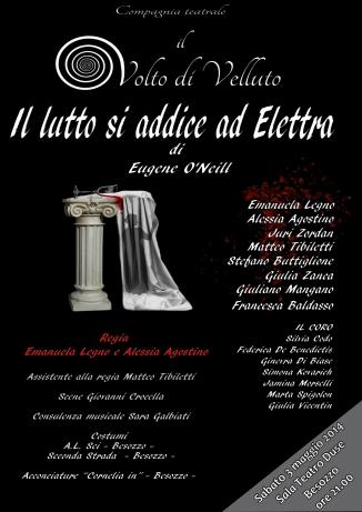Sabato 3 maggio 2014, al Teatro Duse di Besozzo