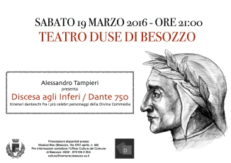 Locandina Dante